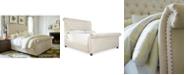 Furniture Taylor Upholstered Bedroom Furniture Collection