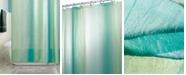 "Interdesign Ombré Textured 72"" x 72"" Shower Curtain"