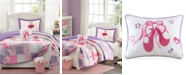 Mi Zone Twirling Tutu 3-Pc. Twin Coverlet Set