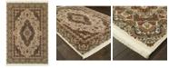"JHB Design Paragon Kerman Ivory 5'3"" x 7'6"" Area Rug"