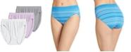 Jockey Comfies Micro French Cut Underwear 3 Pack 3326