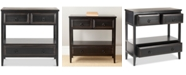 Furniture Branson 3-Drawer Sideboard, Quick Ship