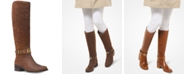 Michael Kors Heather Riding Boots