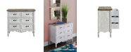 Furniture Miller Console Table, Quick Ship