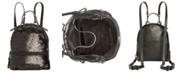 Steve Madden Tiara Sequins Backpack