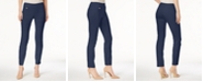 Alfani Tummy-Control Pull-On Skinny Pants, Regular and Short Lengths, Created for Macy's
