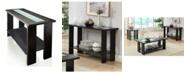 Furniture of America Lumina LED Console Table Lumina LED Console Table