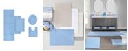JLA Home Madison Park Signature Marshmallow Bath Rug Collection