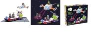 Toysmith Krooom Space Mission Playset 6