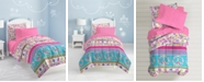 Dream Factory Peace & Love Full Comforter Set