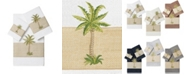 Linum Home Colton 3-Pc. Embellished Towel Set