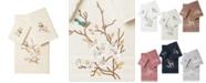 Linum Home Springtime 3-Pc. Embellished Towel Set