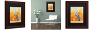 """Trademark Global Craig Snodgrass 'Caretaker' Matted Framed Art, 11"""" x 14"""""""