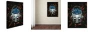 "Trademark Global Craig Snodgrass 'Visions II' Canvas Art, 14"" x 19"""