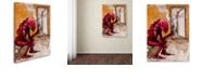 "Trademark Global Craig Snodgrass 'Obsolete' Canvas Art, 18"" x 24"""