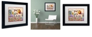 """Trademark Global Rachel Paxton 'Venice Apple' Matted Framed Art, 11"""" x 14"""""""