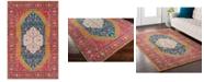 "Surya Anika ANI-1014 Bright Pink 7'10"" x 10'3"" Area Rug"