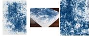 """Surya Aberdine ABE-8027 Bright Blue 5'2"""" x 7'6"""" Area Rug"""