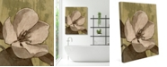 "Creative Gallery Rustic Magnolia On 20"" X 24"" Canvas Wall Art Print"