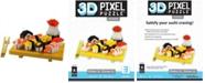BePuzzled 3D Pixel Puzzle Deluxe - Sushi