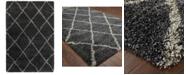 "Oriental Weavers Henderson Shag 090 3'10"" x 5'5"" Area Rug"