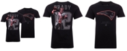 Majestic Men's Tom Brady New England Patriots Notorious Player T-Shirt