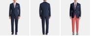 Lauren Ralph Lauren Men's UltraFlex Classic-Fit Navy Linen Suit Separates