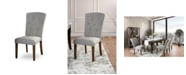 Furniture Norton Transitional Side Chair (Set of 2)