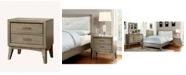 Furniture of America Carmen 2-drawer Nightstand