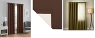 """Eclipse Microfiber Thermaback Blackout 42"""" x 63"""" Curtain Panel"""