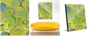 "Creative Gallery Chandara Alpha Abstract 24"" x 36"" Acrylic Wall Art Print"