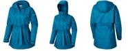 Columbia Pardon My Trench Water-Resistant Rain Jacket