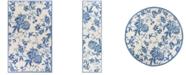 Kas Sonesta Provence 2032 Ivory/Blue Area Rug