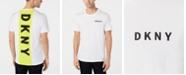DKNY Men's Sulphur Logo Graphic T-Shirt