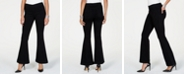 INC International Concepts I.N.C. Pull-On Flare Jeans, Created for Macy's