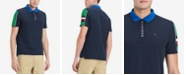 Tommy Hilfiger Men's Reese Colorblocked Polo, Created for Macy's