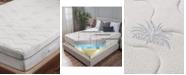 "Om Aloe 11"" Medium Firm Mattress - Twin XL, Quick Ship, Mattress in a Box"