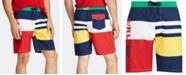 Polo Ralph Lauren Men's Big & Tall CP-93 Swim Trunks