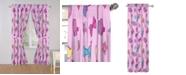 "Jojo Siwa Nickelodeon Dream Believe 84"" Drapes"