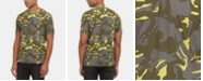Kenneth Cole Men's Camouflage T-Shirt