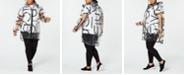 Calvin Klein Plus Size Logo Rain Jacket