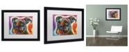 """Trademark Global Dean Russo '29' Matted Framed Art - 16"""" x 20"""" x 0.5"""""""