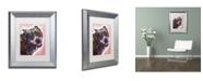 "Trademark Global Dean Russo 'Indelible' Matted Framed Art - 14"" x 11"" x 0.5"""