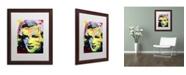 "Trademark Global Dean Russo 'Marilyn Monroe I' Matted Framed Art - 20"" x 16"" x 0.5"""