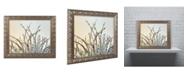 "Trademark Global Cora Niele 'Dewy Grass' Ornate Framed Art - 14"" x 11"" x 0.5"""