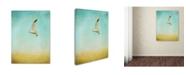 "Trademark Global Jai Johnson 'Out To Sea' Canvas Art - 24"" x 18"" x 2"""