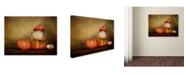 """Trademark Global Jai Johnson 'Pumpkins Still Life' Canvas Art - 32"""" x 24"""" x 2"""""""