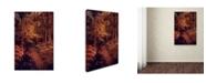 "Trademark Global Jai Johnson 'Shiloh Creek 1' Canvas Art - 19"" x 12"" x 2"""