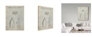 "Trademark Global Cole Borders 'Star Wars Imperial Guard' Canvas Art - 47"" x 35"" x 2"""