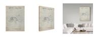 "Trademark Innovations Cole Borders 'Defibrillator' Canvas Art - 32"" x 24"" x 2"""